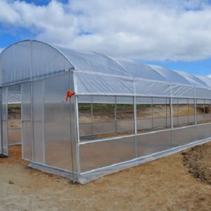 Nursery Series arch greenhouse