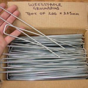 weedmat staples new zealand wire