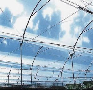 commercial grade greenhouse roofing film